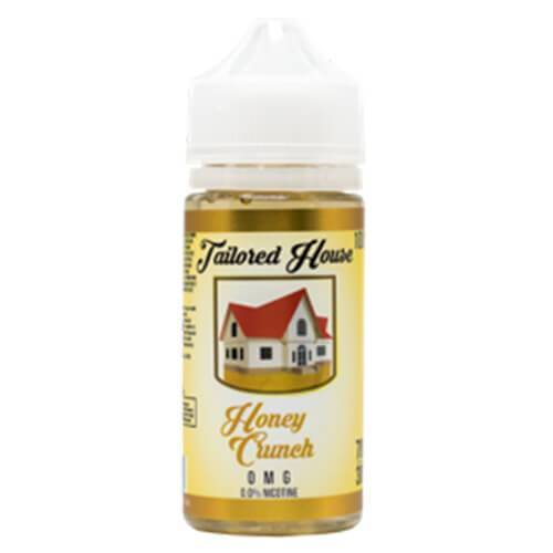 Tailored House eJuice - Honey Crunch