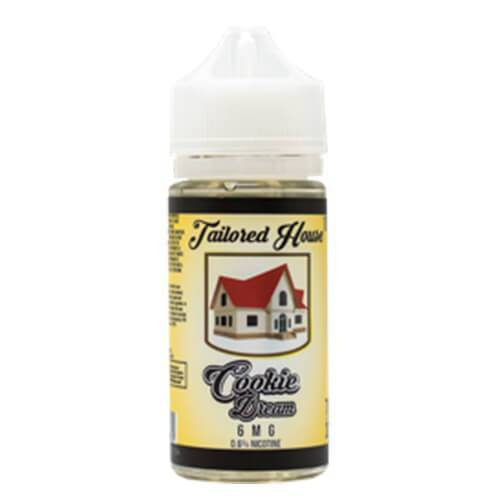 Tailored House eJuice - Cookie Dream