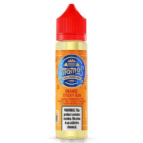 Mama's eLiquid - Orange Sticky Bun
