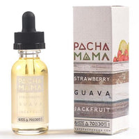 Pachamama E-Liquid - Strawberry Guava Jackfruit