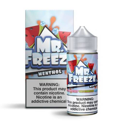 Mr. Freeze eLiquid - Strawberry Watermelon Frost