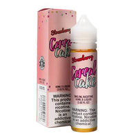 Bomb Sauce E-Liquid - Strawberry Cereal Cake
