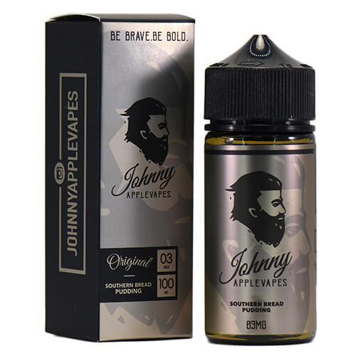 Johnny Apple Vapes - Southern Bread Pudding