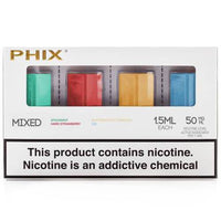 PHIX by MLV - Mixed (4 Pack)