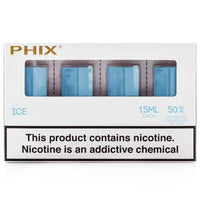 PHIX by MLV - Ice Tobacco (4 Pack)