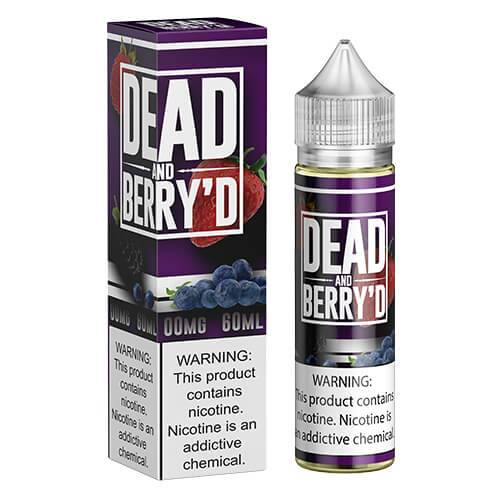 Kinetik Labs eJuice - Dead & Berry'd