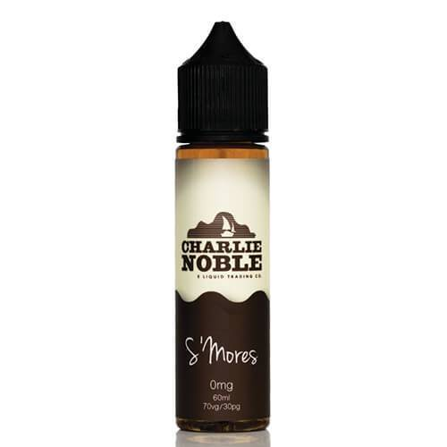 Charlie Noble Dessert Cart E-Liquid - S'Mores
