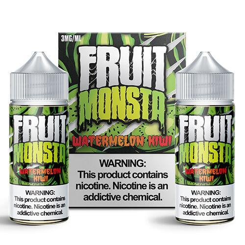 Fruit Monsta E-Liquids - Kiwi Watermelon