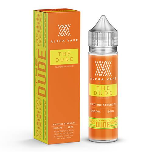 Alpha Vape - The Dude