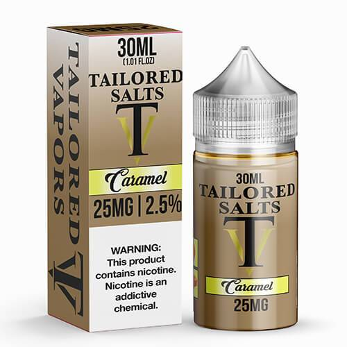 Tailored Vapors Salts - Caramel