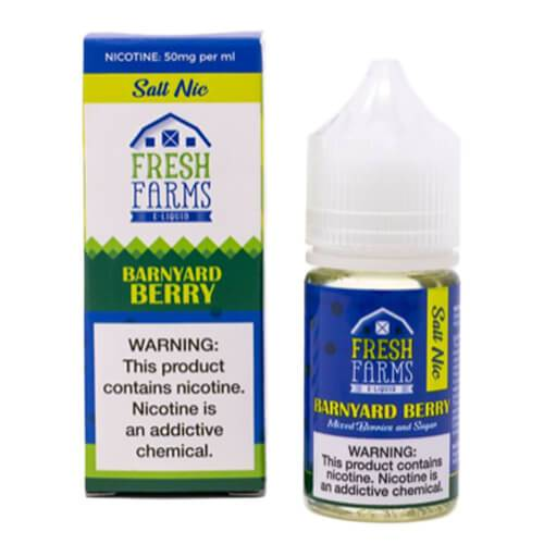 Fresh Farms E-Liquid - Barnyard Berry SALT