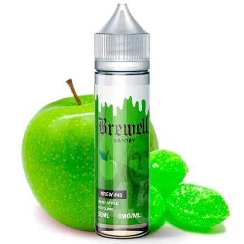 Brewell Vapory - #45 Hard Apple Brew