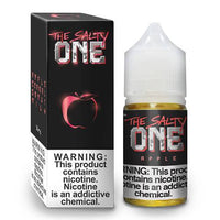 The Salty One eLiquid - Apple