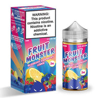 Fruit Monster eJuice - Blueberry Raspberry Lemon