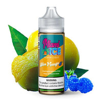 Miami ICE by Fuggin eLiquids - Blue Mango