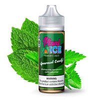 Miami ICE by Fuggin eLiquids - Spearmint Candy