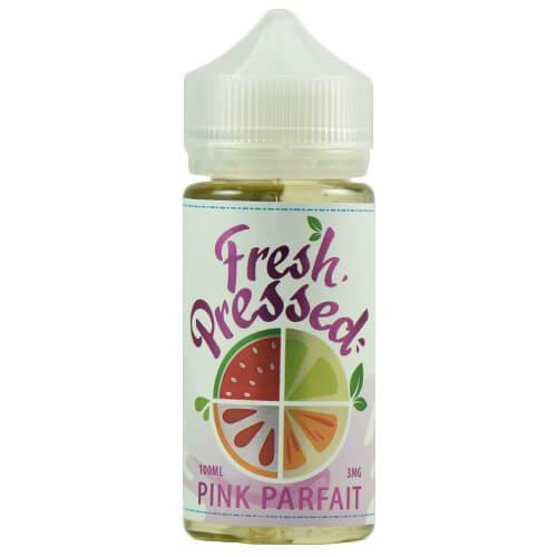 Fresh Pressed eLiquids - Pink Parfait