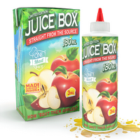 One Mad Hit E-Liquids - Juice Box
