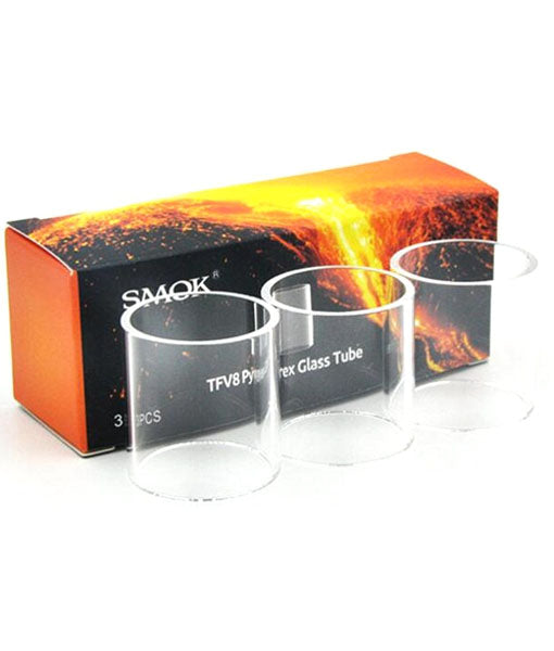 SMOK TFV8 Replacement Glass 3-Pack