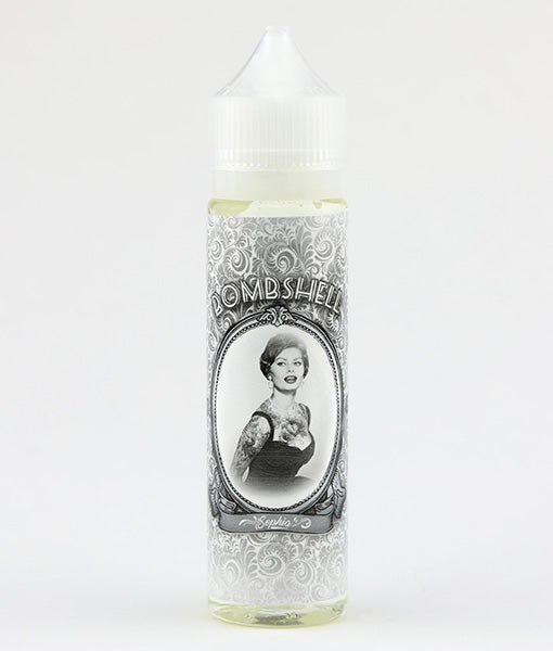 Bombshell Sophia 60ml E-liquid