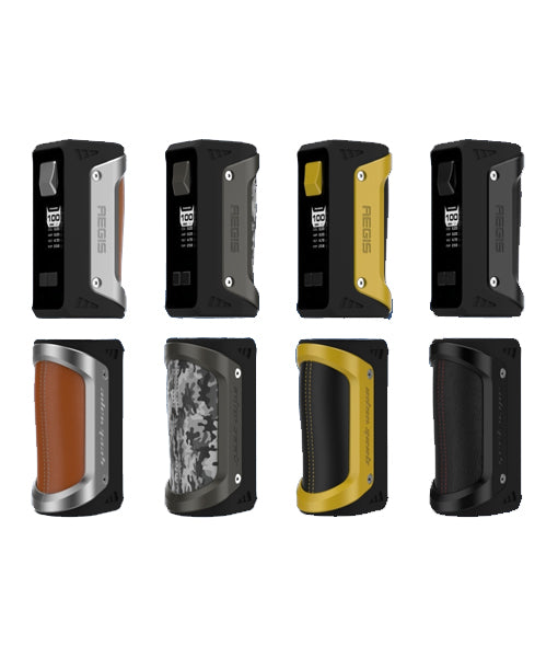 GeekVape Aegis Box Mod with 26650 IMR