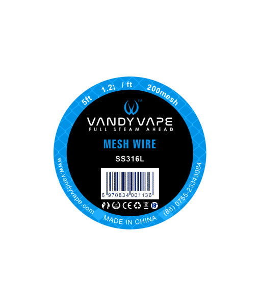 Vandy Vape Mesh Wire 5 Feet
