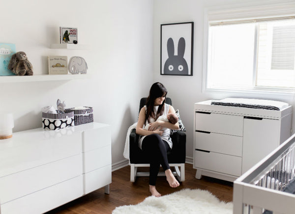 Four Minimalist Baby Nursery Design Inspirations for the Modern Family