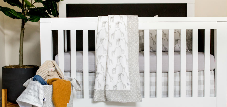 baby blankets, cribs and nursery