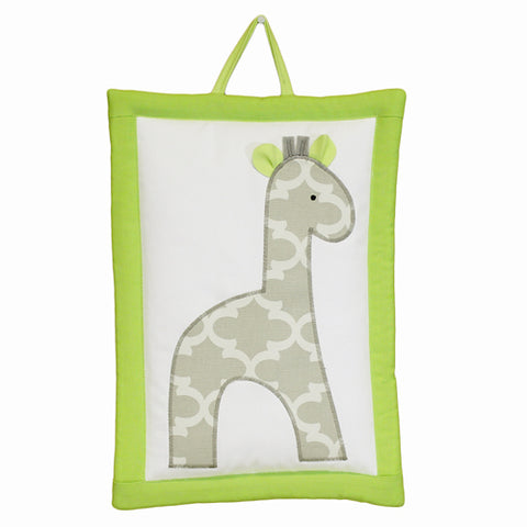 KEEWEE Giraffe Nursery Wall Art