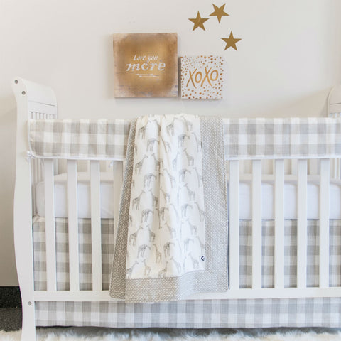 Ralph 4 PC. | Crib Set