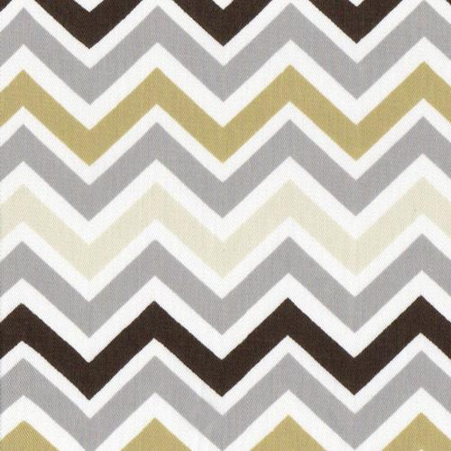 Chevron Grey | Fabric