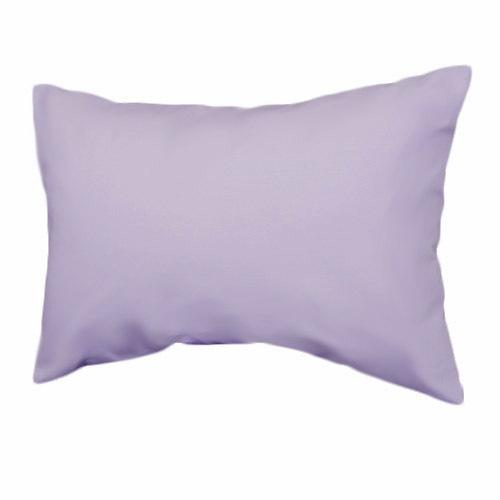 lilac lumbar pillow