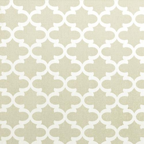 grey and white trellis fabric by the meter