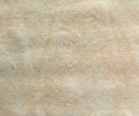 PARCHMENT Hand Dyed Wool for Rug Hooking and Wool Applique