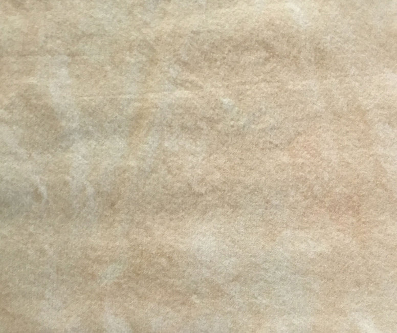 PARCHMENT  Fat Quarter Hand Dyed Wool for Rug Hooking and Wool Applique