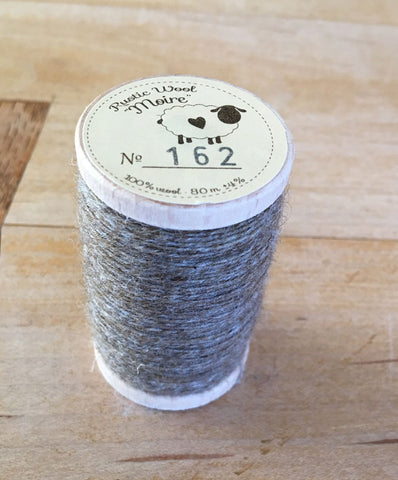 Rustic Moire Wool Thread #162