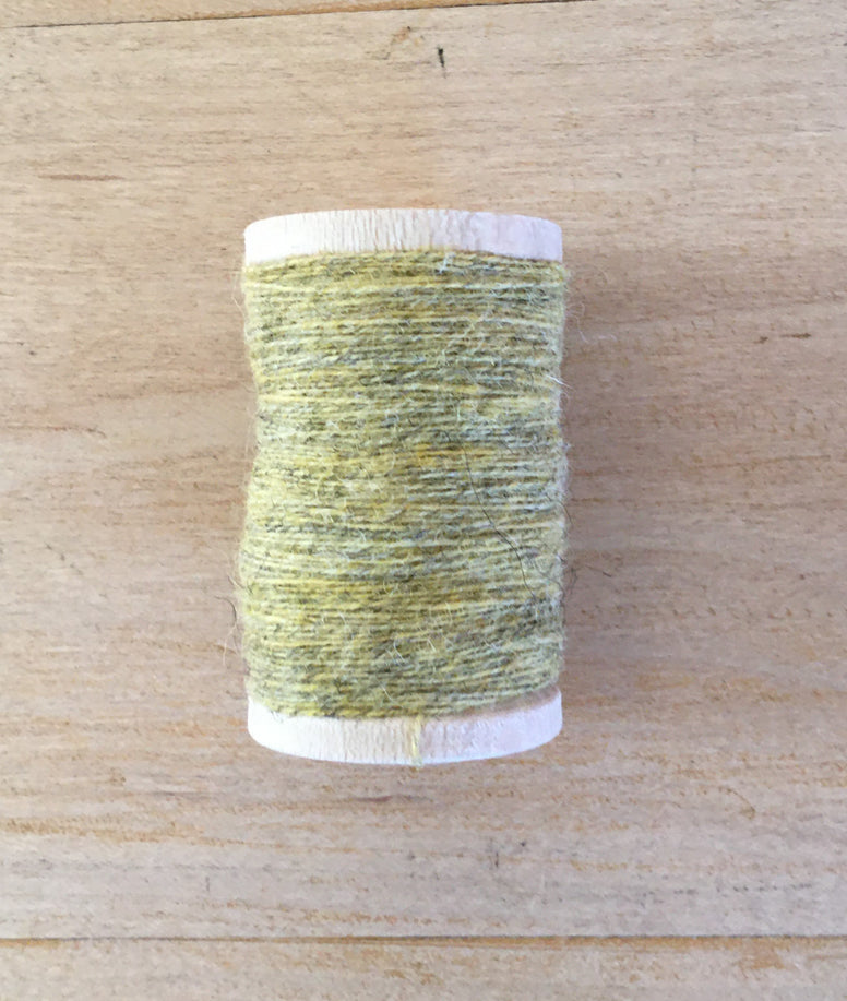 Rustic Moire Wool Thread #205