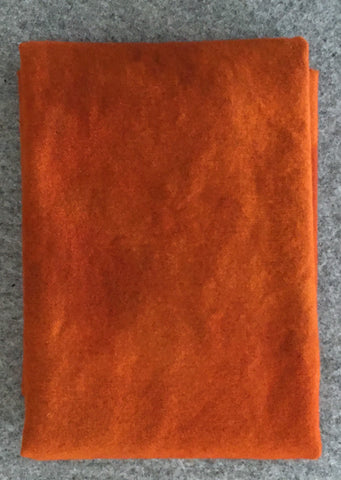 SWEET POTATO PIE Hand Dyed Wool for Rug Hooking, Rug Braiding, Wool Applique and Fabric Art