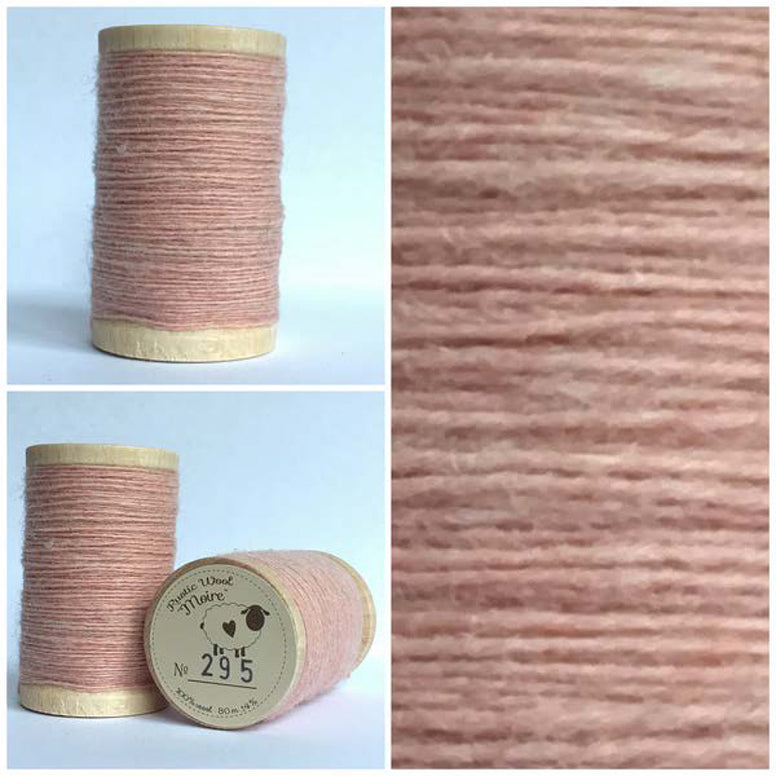 Rustic Moire Wool Thread #295