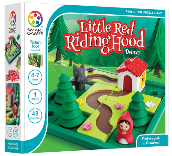 LITTLE RED RIDING HOOD - gioco di logica