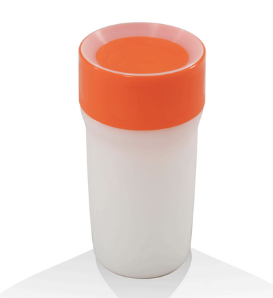 LITECUP BORRACCIA LUMINOSA - Arancio 330ml