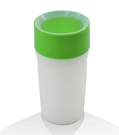 LITECUP BORRACCIA LUMINOSA - Verde 330ml