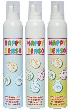 HAPPY SENSO - GEL SENSORIALE fresh mint