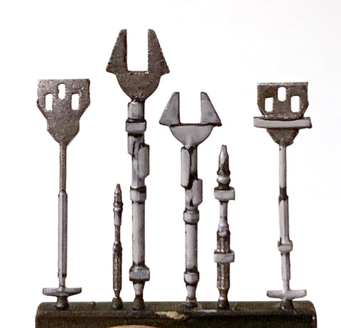Sci-Fi Tool Assortment for Stowage (printed)