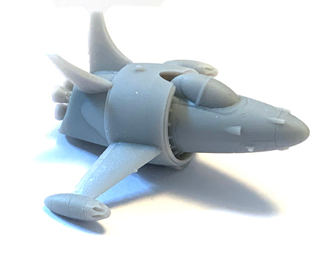 SCI3 - Scorpian Space Fighter (65mm)