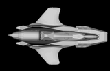 "SCI2 - Interplanetary Interceptor ""Mirage"""