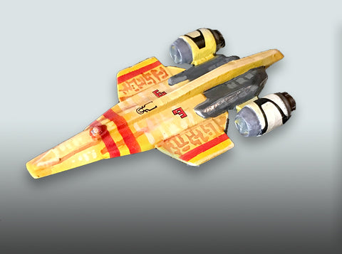 "SCI3 - Heavy Space Clipper ""Wywren"""