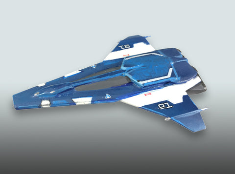 SCI3 - Heavy Attack Ship