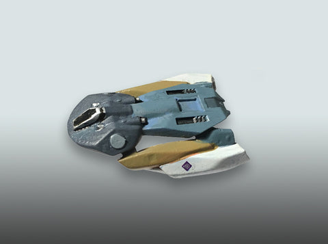 "SCI2 - Heavy Space Fighter ""Viper"""