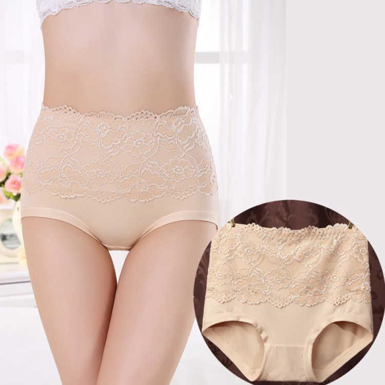 10Pcs/Set High Elastic Shaping Lace Panties